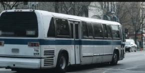 Concert surprise dans un bus – Macklemore – Can't Hold Us#buzz